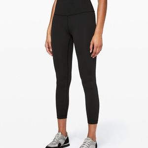 Lululemon Wunder Under 7/8 Legging